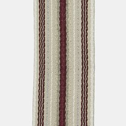 Ribbon Banding in 17412 Ribbon Stripe Tape/Garnet