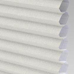 18477 Shimmer Weave/Soft White